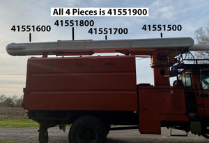"Altec - LRIII - Leveling Cover (Center Section) 64"" Long - Bucket Truck Parts"