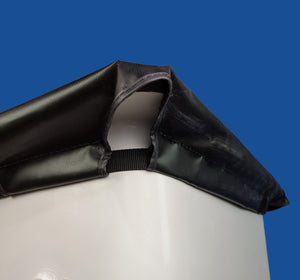 "Bucket Cover - 24"" X 30"" - Folding Hard Top"