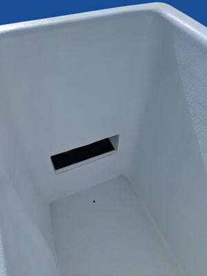 Inside/Outside Box Step - Large - Plastic Composites Co