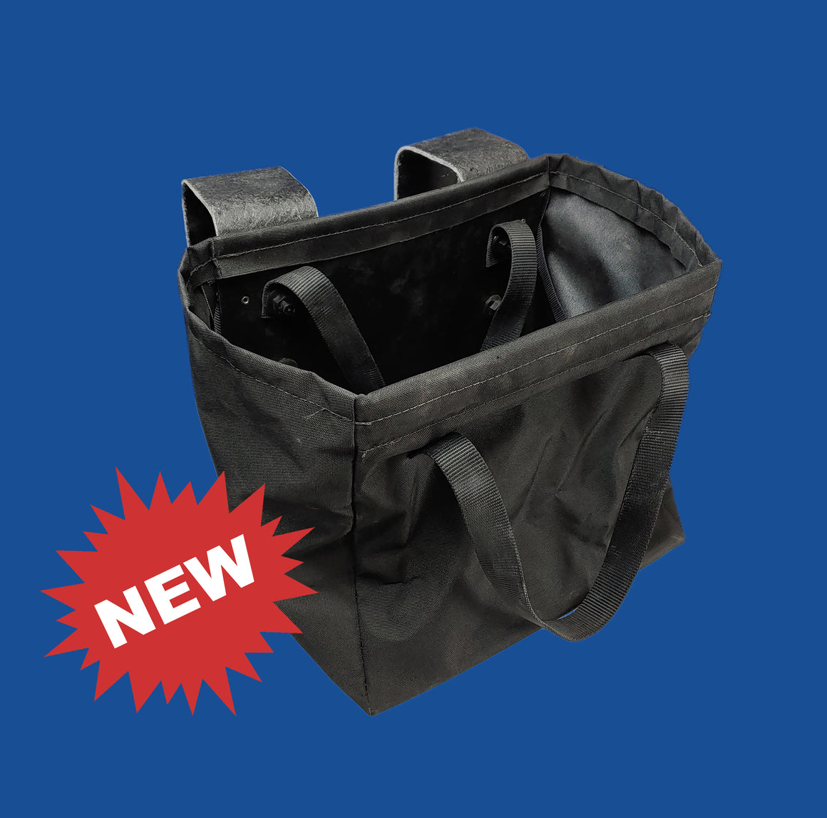 Tool Tray - Soft Sided - Hanging Pouch with Handles - Bucket Truck Parts