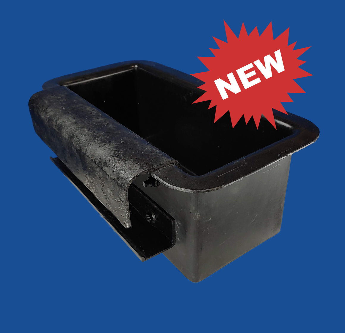 Tool Tray - Large - Plastic - Outside Mount - HEAVY DUTY - Bucket Truck Parts