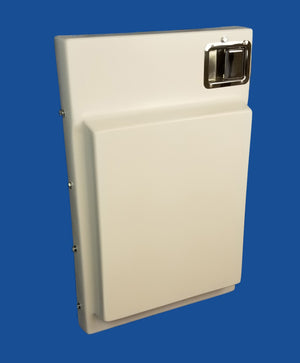 Bucket Door Kit - Pre-Assembled - Customer Installed Bucket Door Kit - Plastic Composites Co