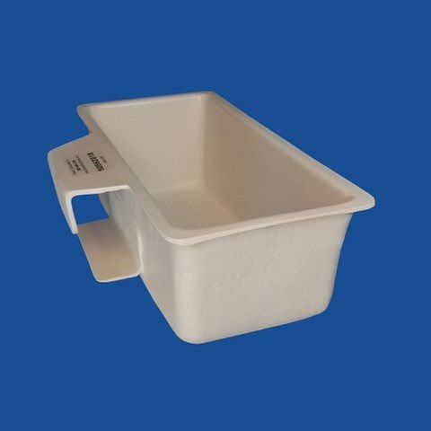 Tool Tray - Large - Fiberglass - Outside Mount - Bucket Truck Parts