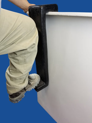 Hanging Step - Plastic Composites Co