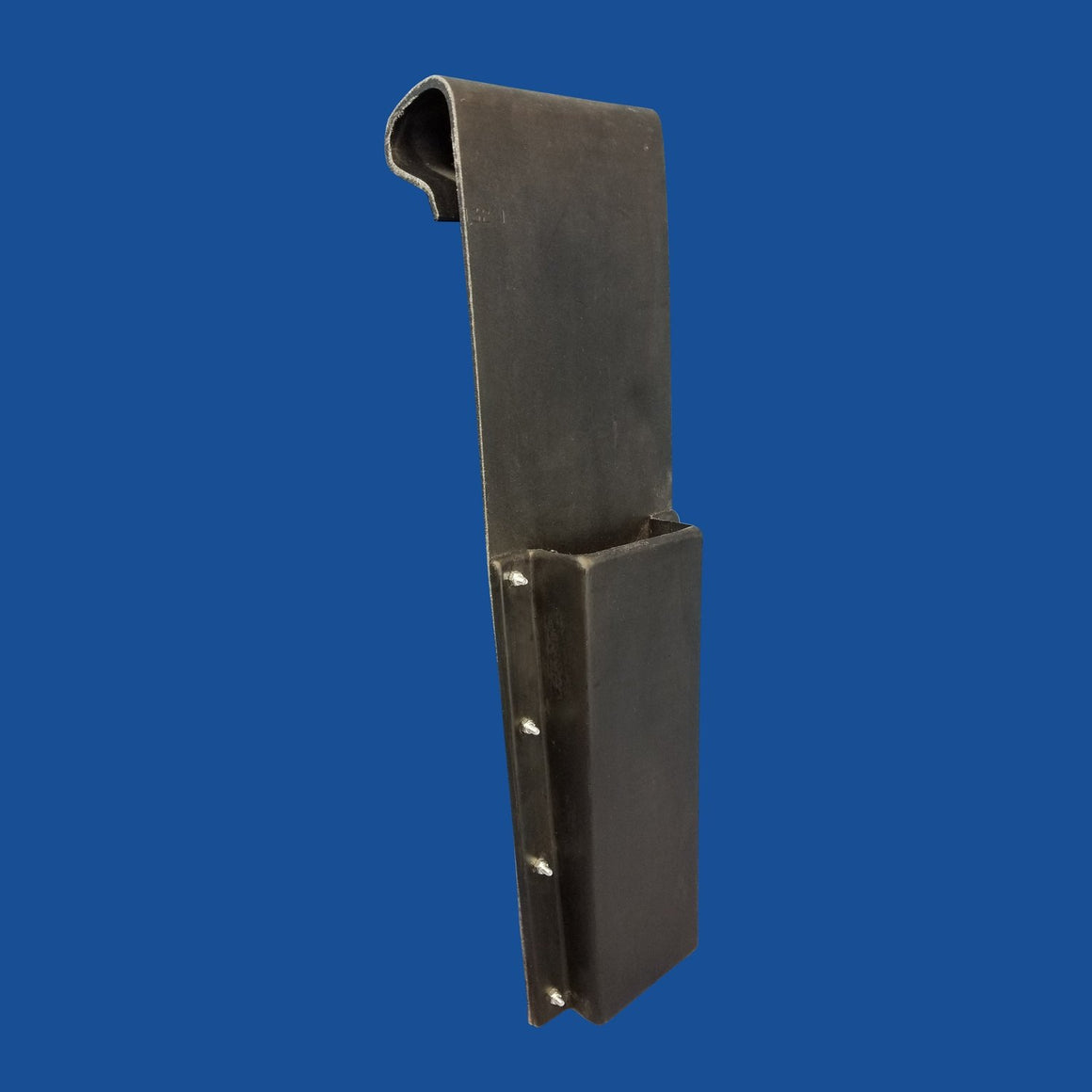 Chainsaw Scabbard - Plastic - Bucket Mounted (Inside Mount Only) (Unlined) - Plastic Composites Co