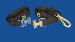 Strap Set - Replacement Bucket Cover Strap Set - Bucket Truck Parts