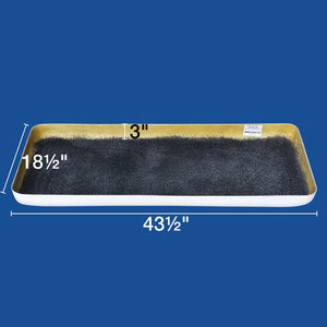 "Scuff Pad - Two Man - 24"" x 48"" - Bucket Truck Parts"