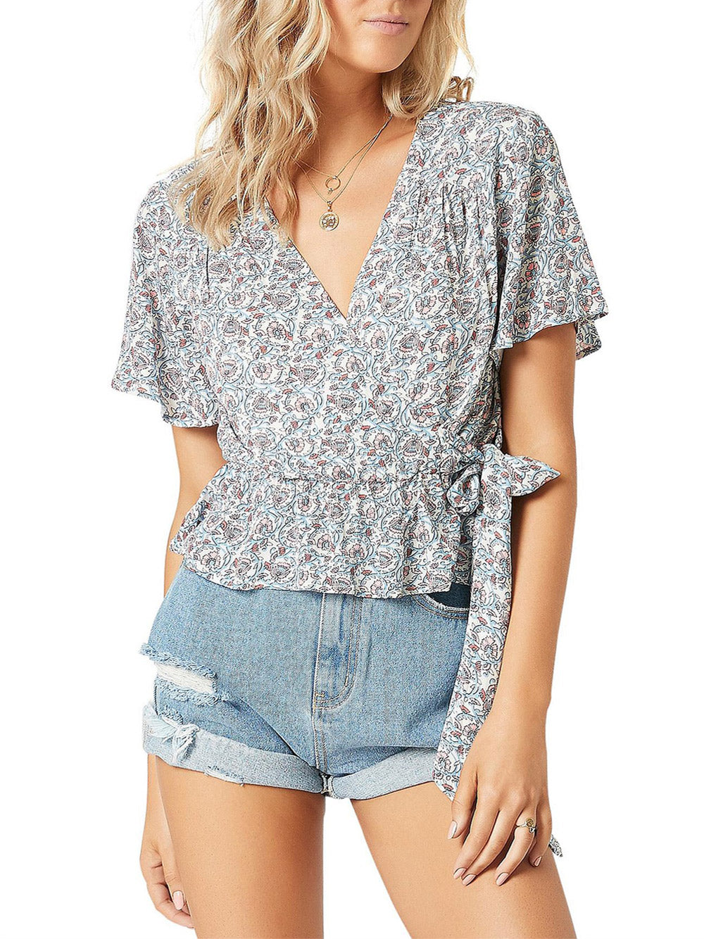 MINKPINK Love Crush Blouse