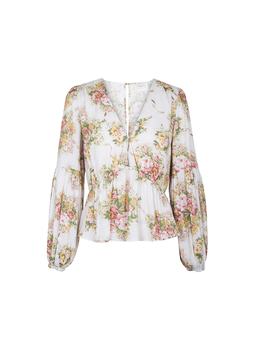 AUGUSTE Bonnie Helena Blouse - Off White