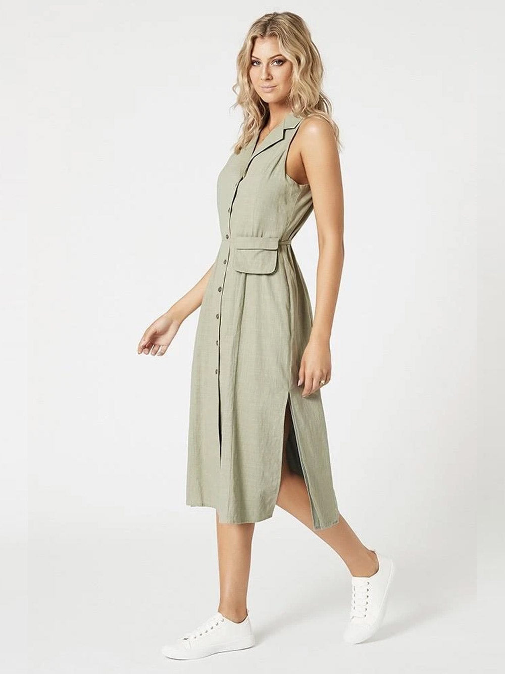 MINKPINK Roni Midi Dress
