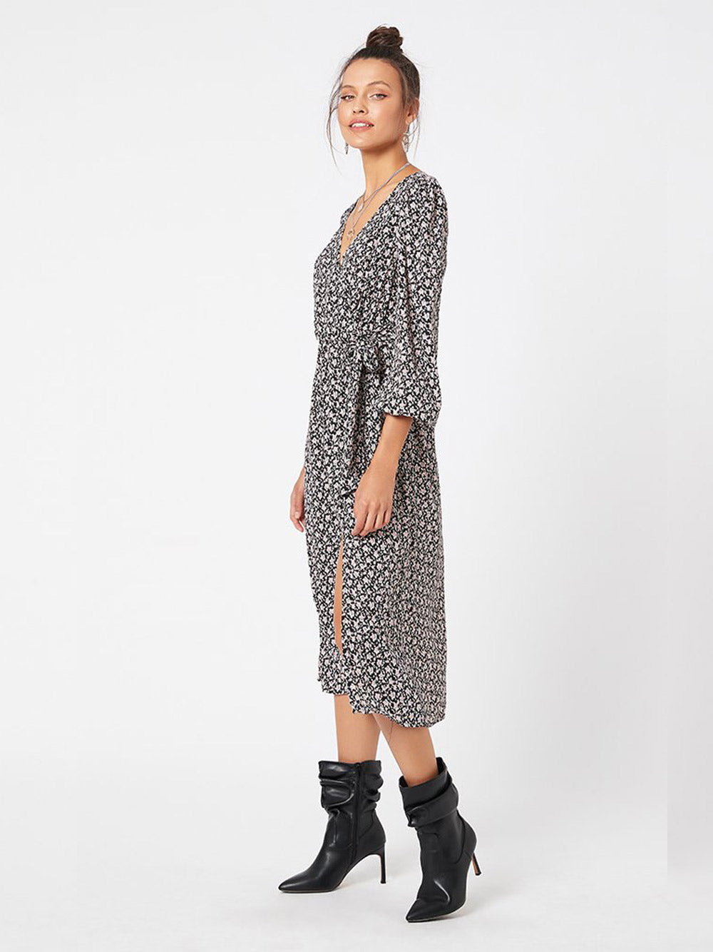 MINKPINK Vivianna Midi Dress