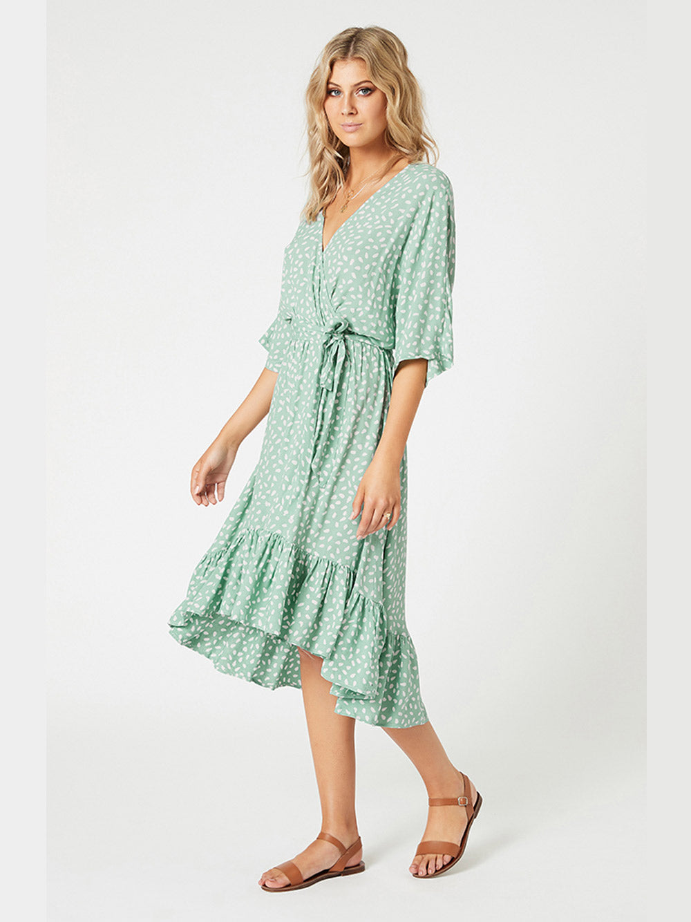 MINKPINK Alannah Midi Dress