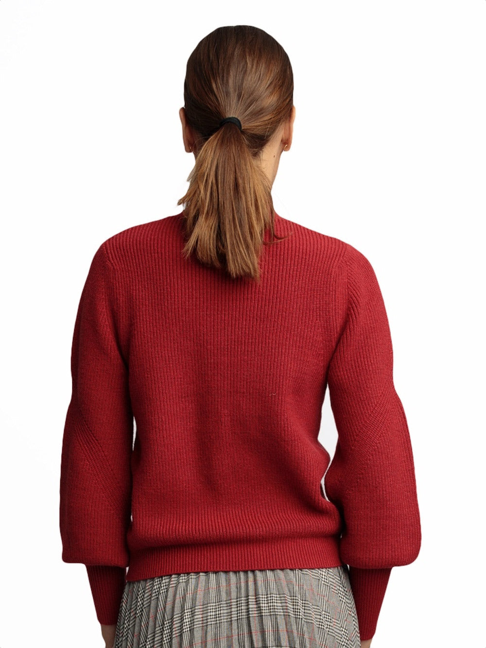 INZAGI Constance Knit - Red