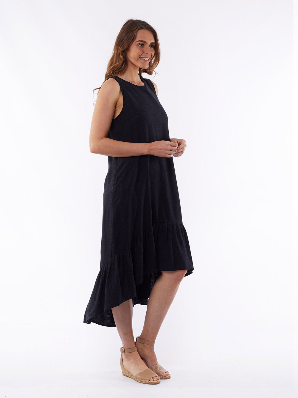 ELM LIFESTYLE Jasmine Dress - Black