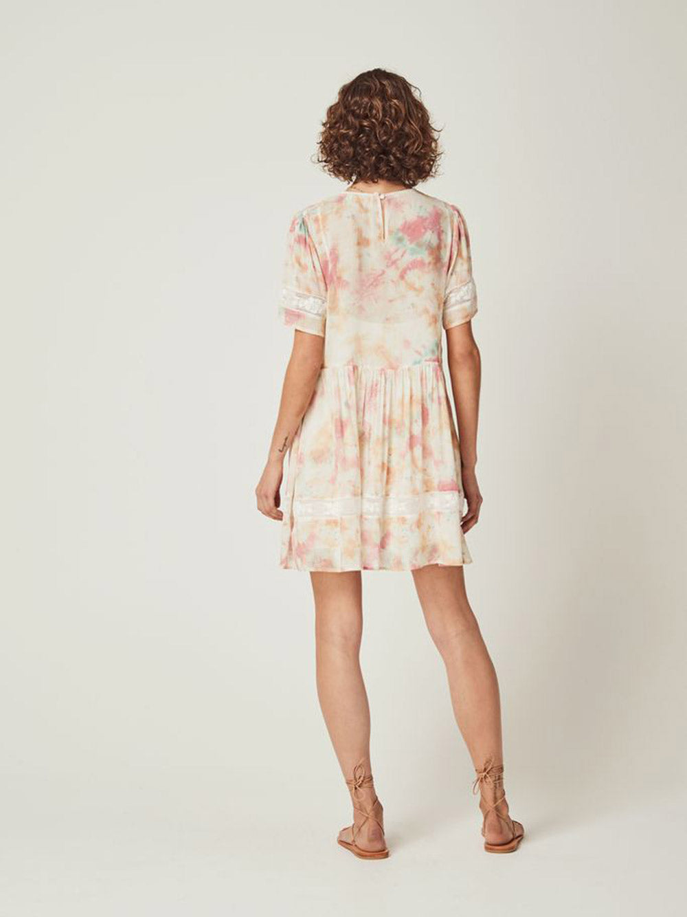 AUGUSTE THE LABEL Lumi Wren Mini Dress