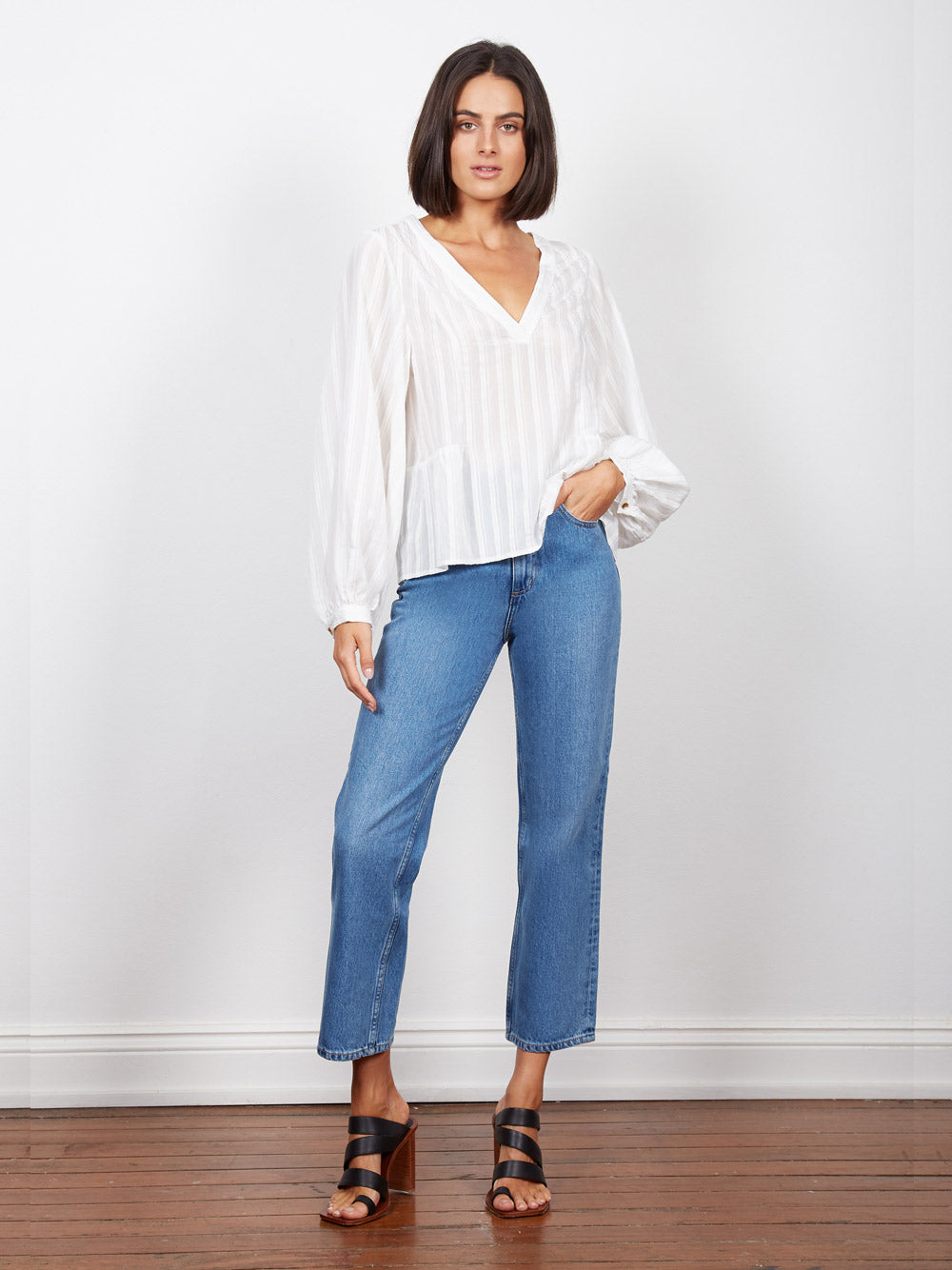 WISH THE LABEL Missy Blouse