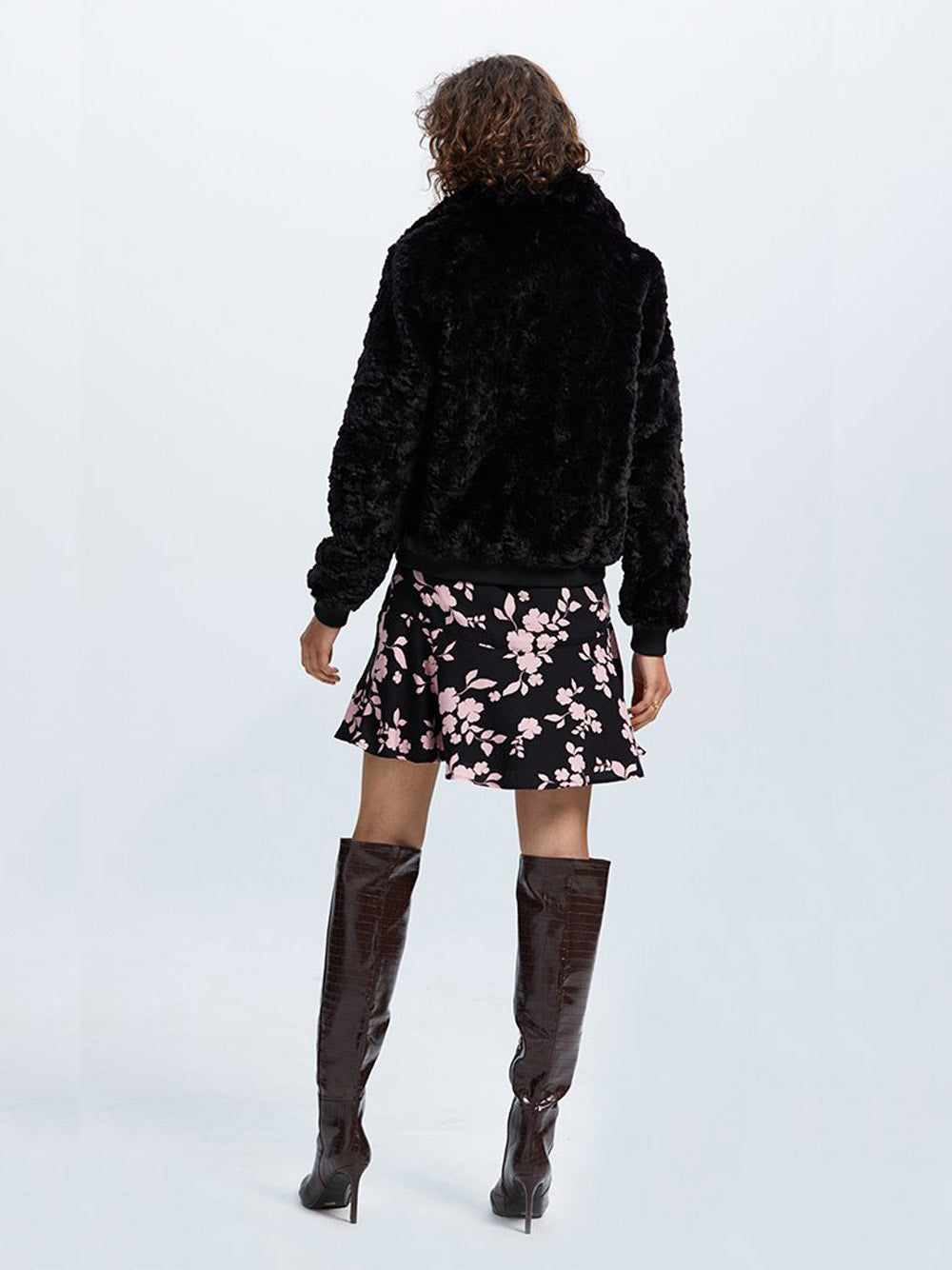 STAPLE THE LABEL Nordic Fur Bomber