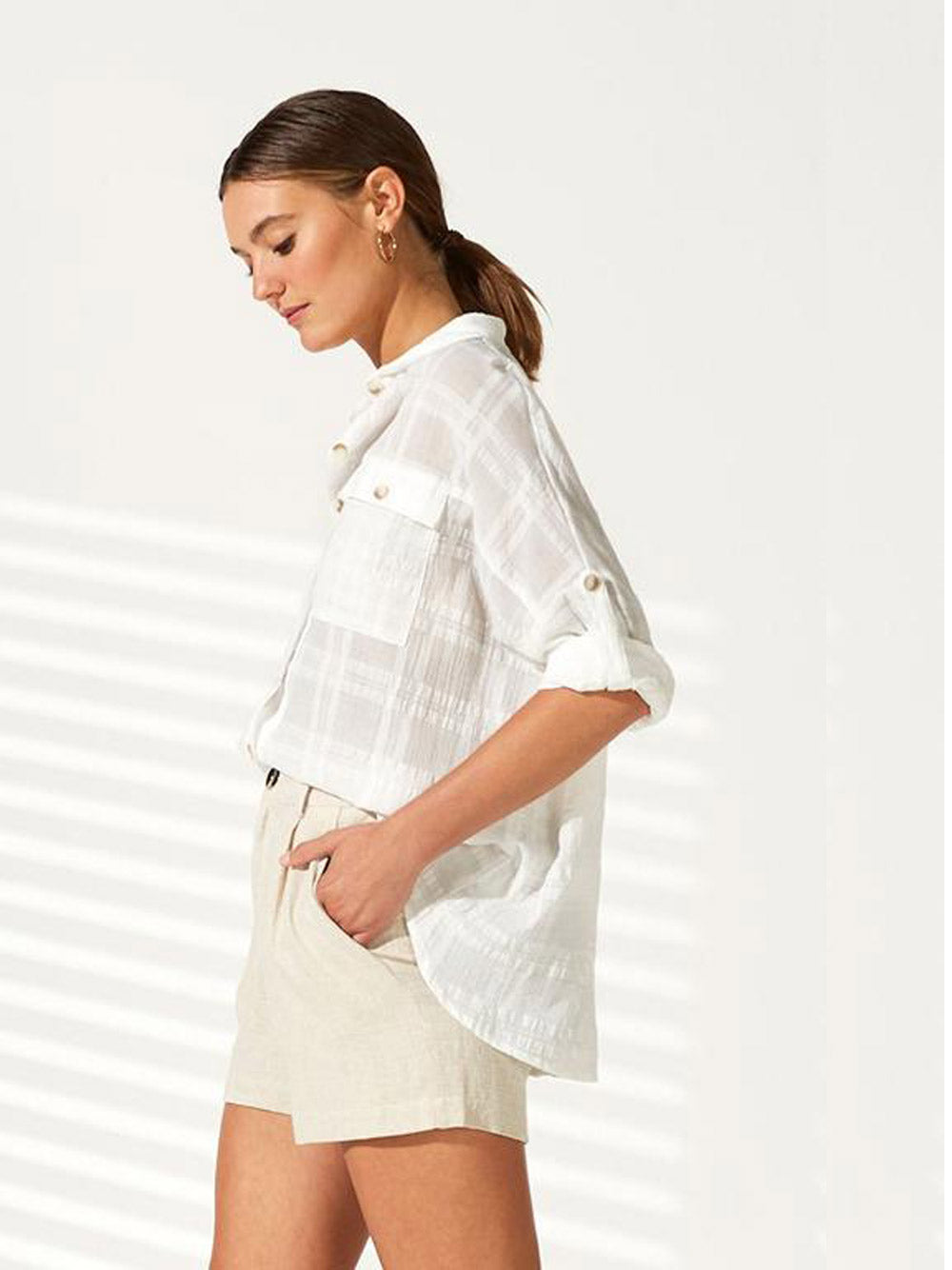 STAPLE THE LABEL Daydream Oversized Shirt