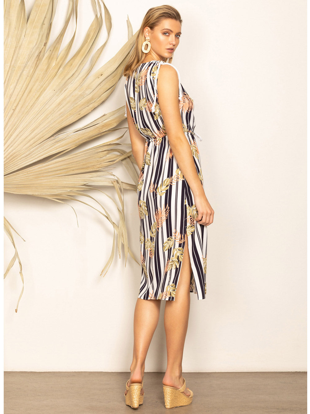 WISH Palm Cove Midi Dress