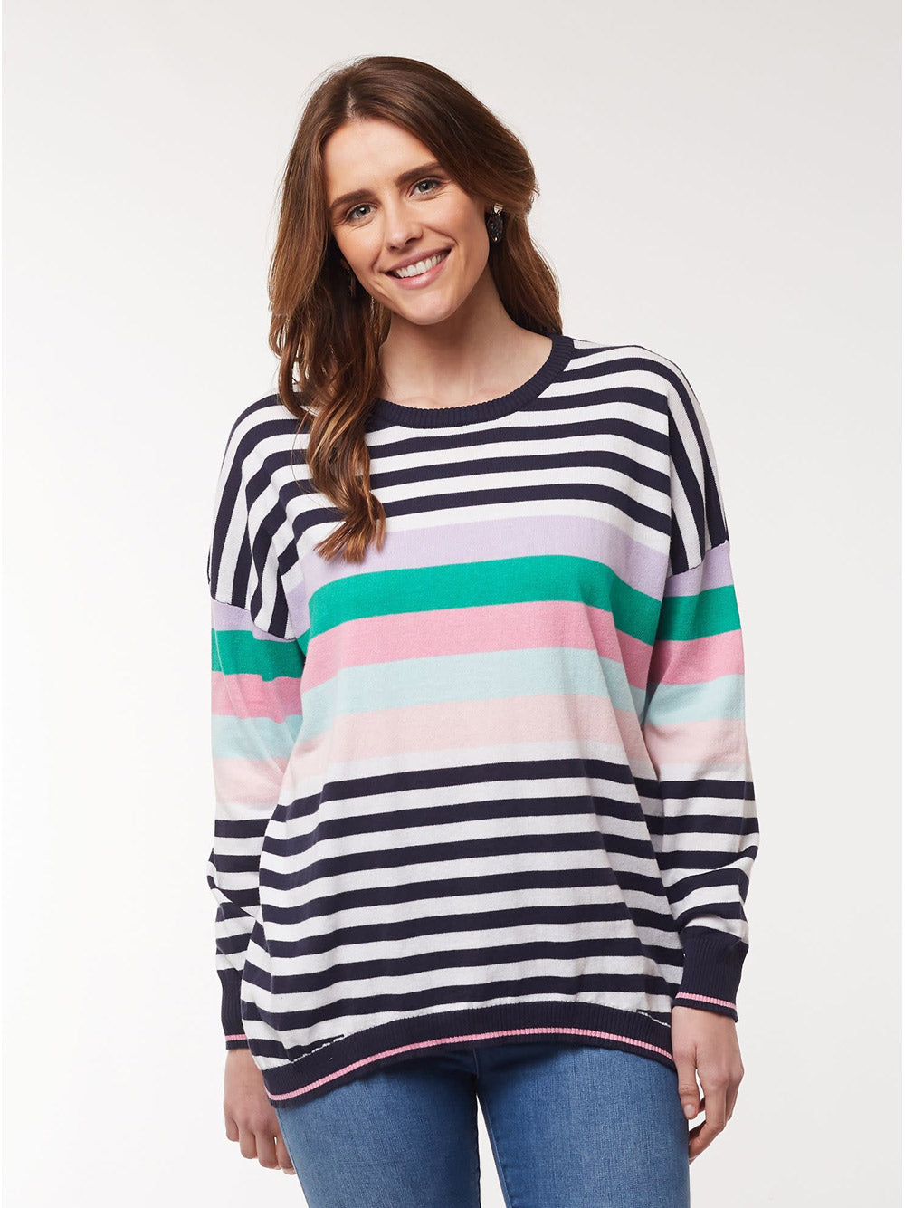 ELM Lifestyle Passion Stripe Knit