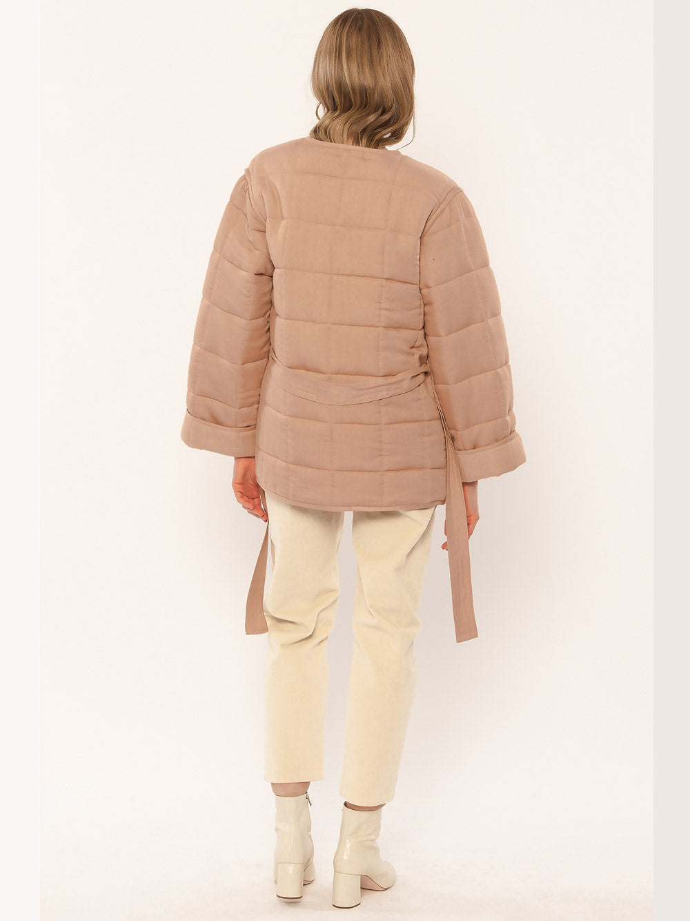 AMUSE SOCIETY Rilo Quilted Jacket