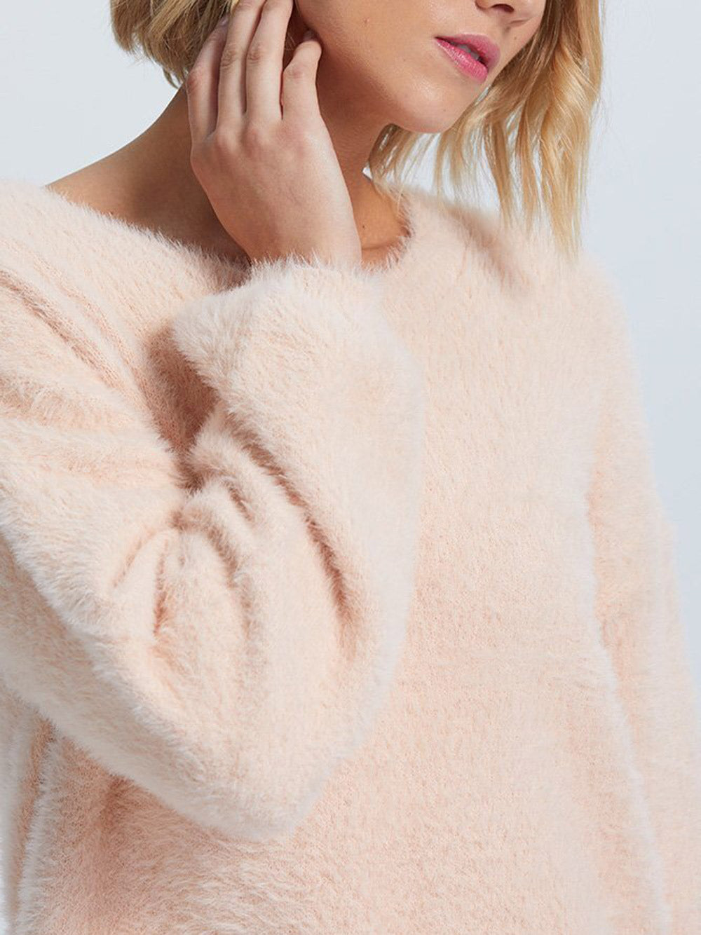 STAPLE THE LABEL Sofia Blouson Knit