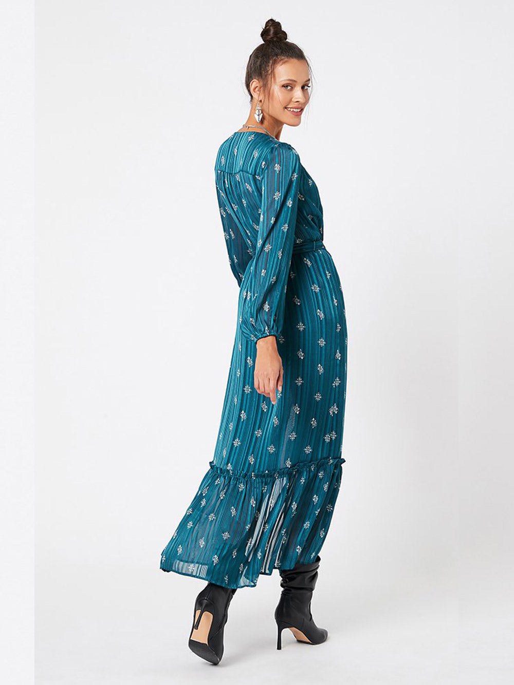 MINKPINK Sophia Sky Maxi Dress