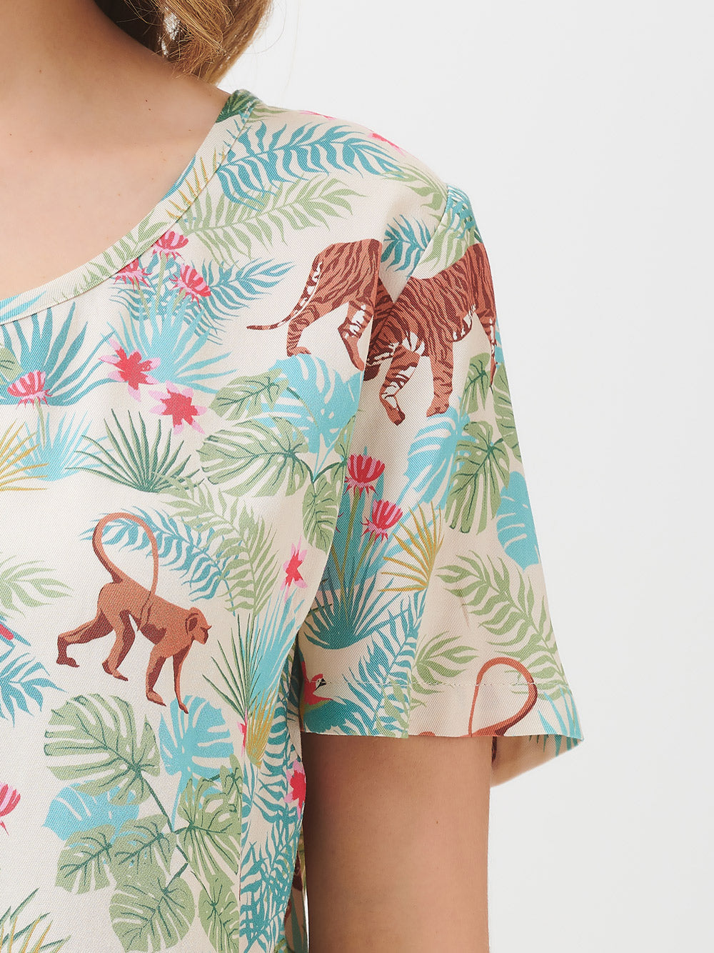 SUGARHILL BRIGHTON Tilda Daybreak Jungle Top