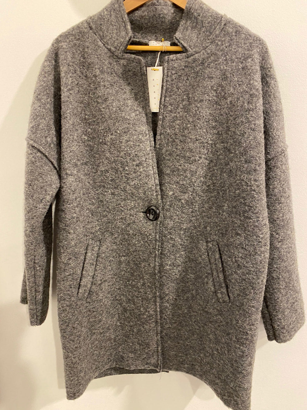 URBAN LUXURY Emily Long Jacket