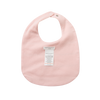 Bubble Bib, Caramel Stripe