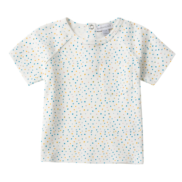 Dotty Cotton T-Shirt