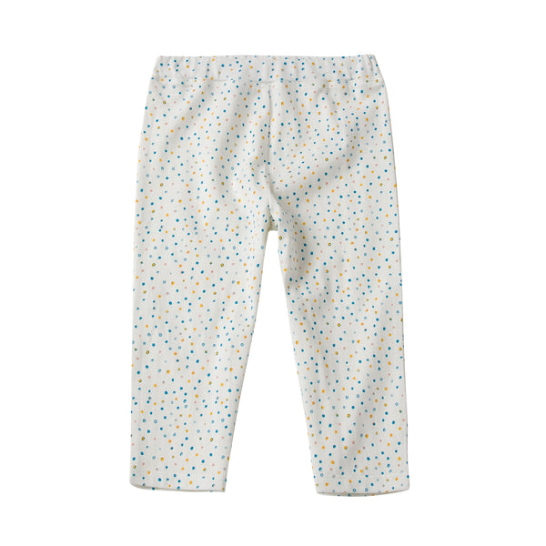Dotty Cotton Leggings