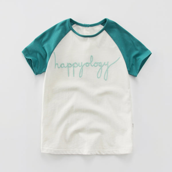 Happyology Raglan, Green