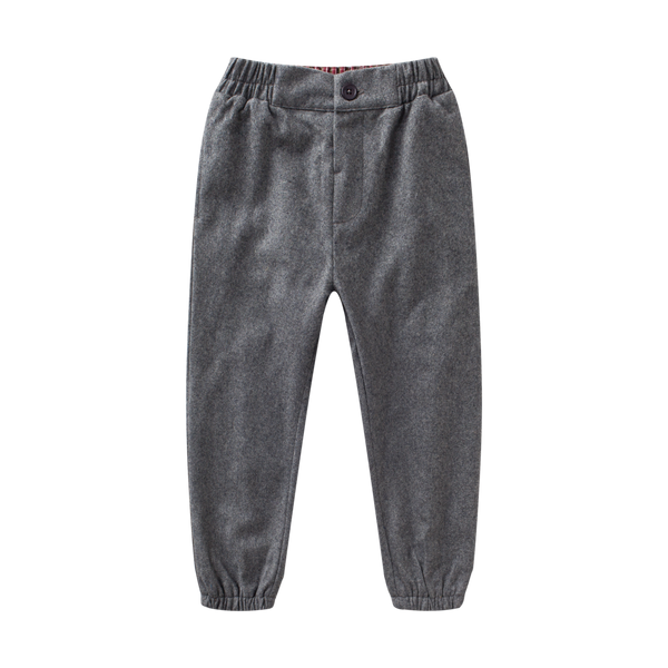 Loquat Baby Trousers, Powder Grey