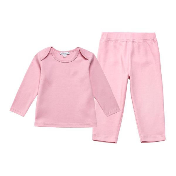 Pink Cotton Pyjamas