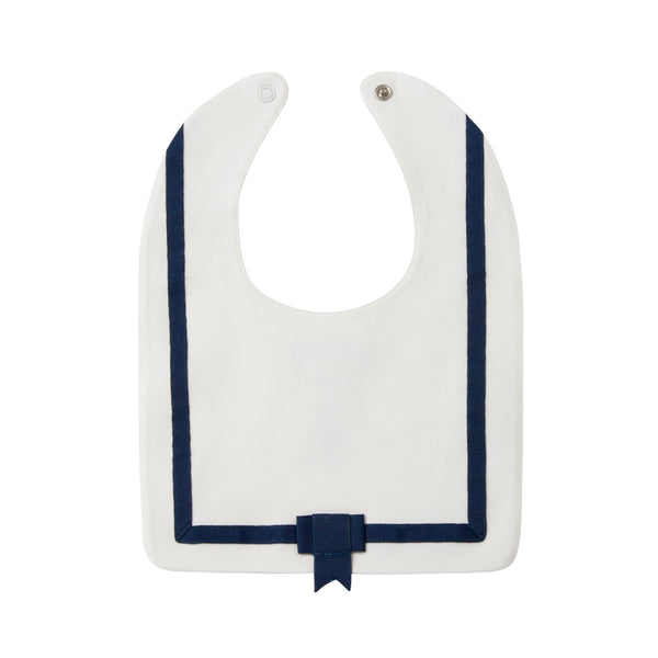 Sailor Cotton Bib