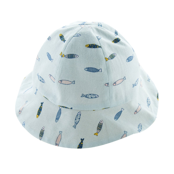 Swimming Fish Sun Hat