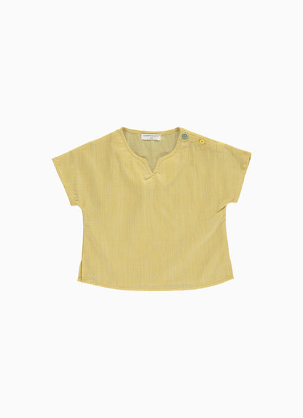Bette Baby Top, Yellow