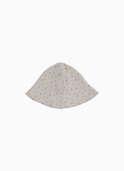Twinkle Baby Hat, Star Grey