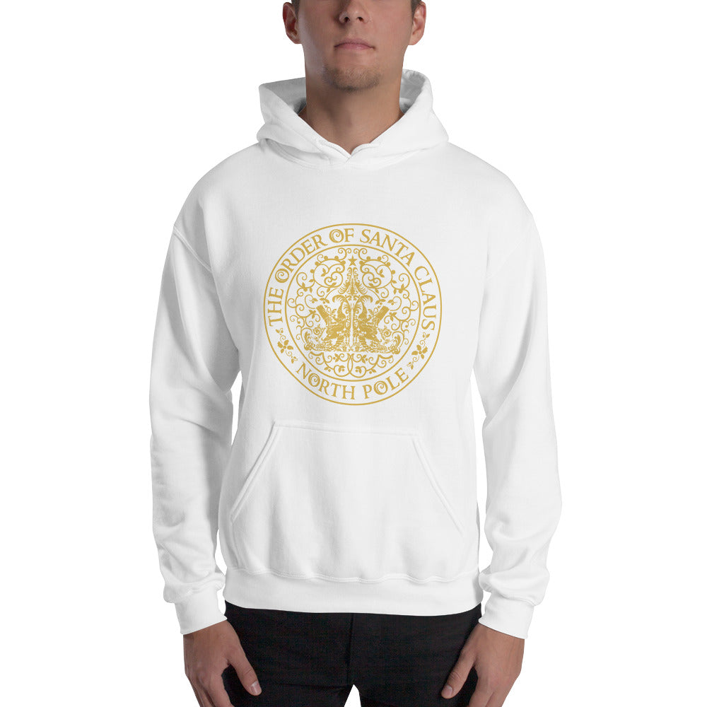 Official The Order of Santa Claus Hoodie