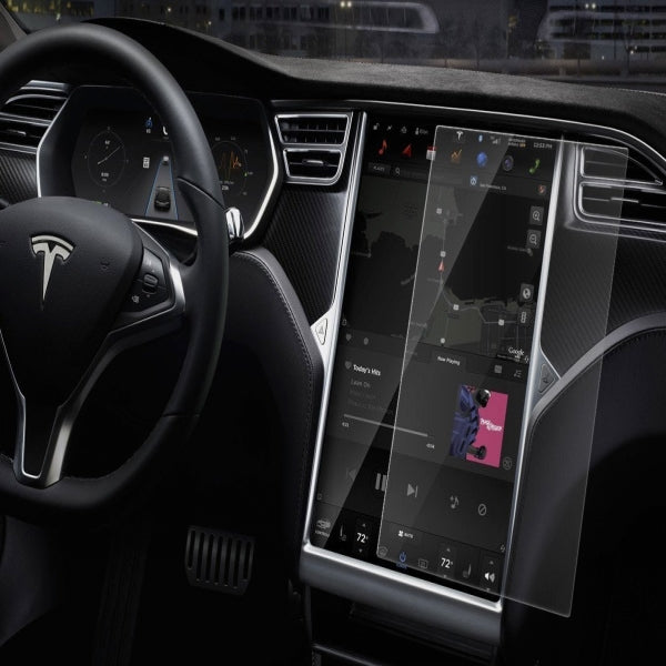 The hottest tempered glass screen protector for your Tesla in 2018