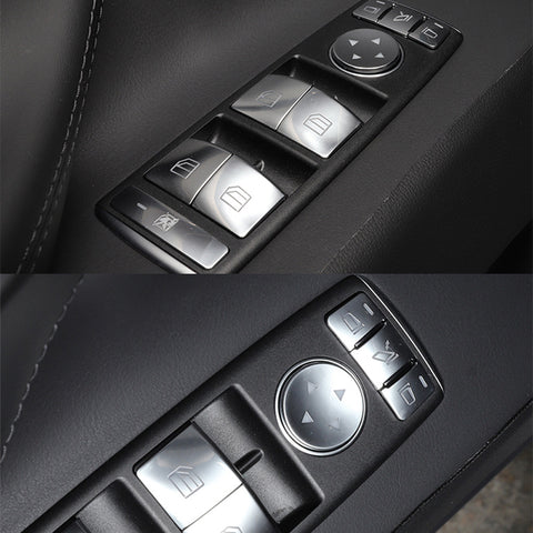 Window Switch Covers for Tesla Model S, Model X.