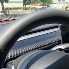 Dashboard Wrap for Tesla Model 3 - TAPTES