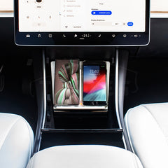 Wireless Phone Charger for Tesla Model 3