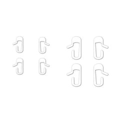 Door Button Stickers for Tesla Model 3 Door Release Button Labels - TAPTES