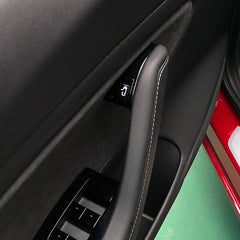 Door Release Button Stickers for Tesla Model 3 - TAPTES