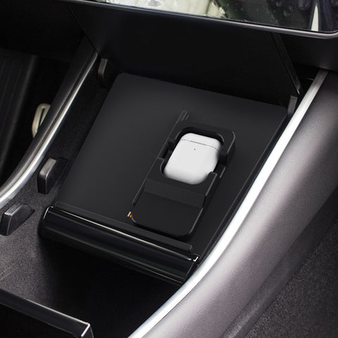 TapTes Wireless Charging Pad for Tesla Model 3 - TAPTES