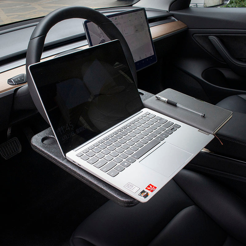 Steering Wheel Tray/Laptop Steering Wheel Desk for Tesla