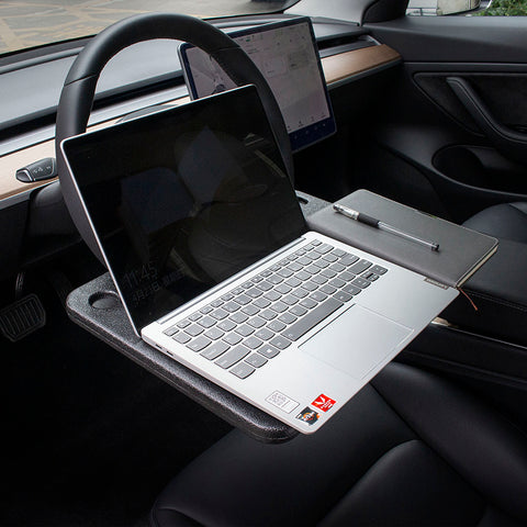 Steering Wheel Tray/Laptop Steering Wheel Desk for Tesla Model 3 Model Y