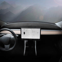 Dashboard Heat Resistance Mat for Tesla Model 3 - TAPTES